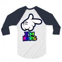 im-hers 3/4 Sleeve Shirt | Artistshot