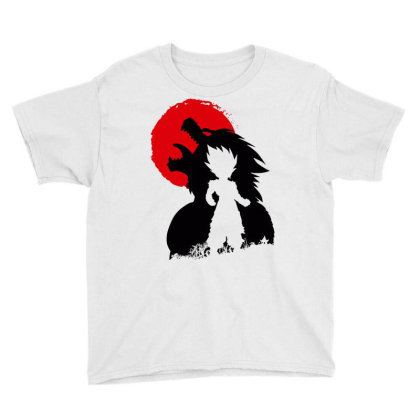 Awakening Of The Monster Youth Tee Designed By Cahyorin