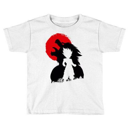 Awakening Of The Monster Toddler T-shirt Designed By Cahyorin