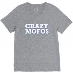 crazy-mofos-sho V-Neck Tee | Artistshot