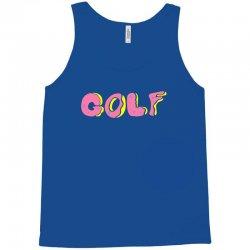 golf Tank Top   Artistshot