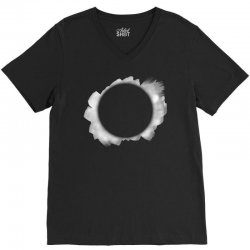 Danisnotonfire Eclipse V-Neck Tee | Artistshot