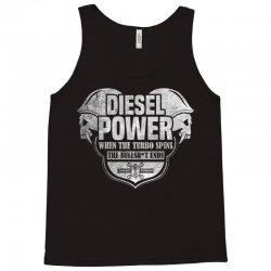 Diesel Power Tank Top | Artistshot