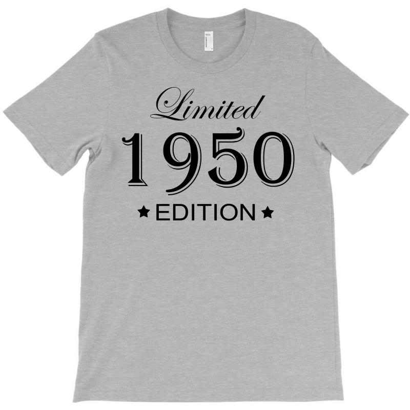 Limited Edition 1950 T-shirt | Artistshot