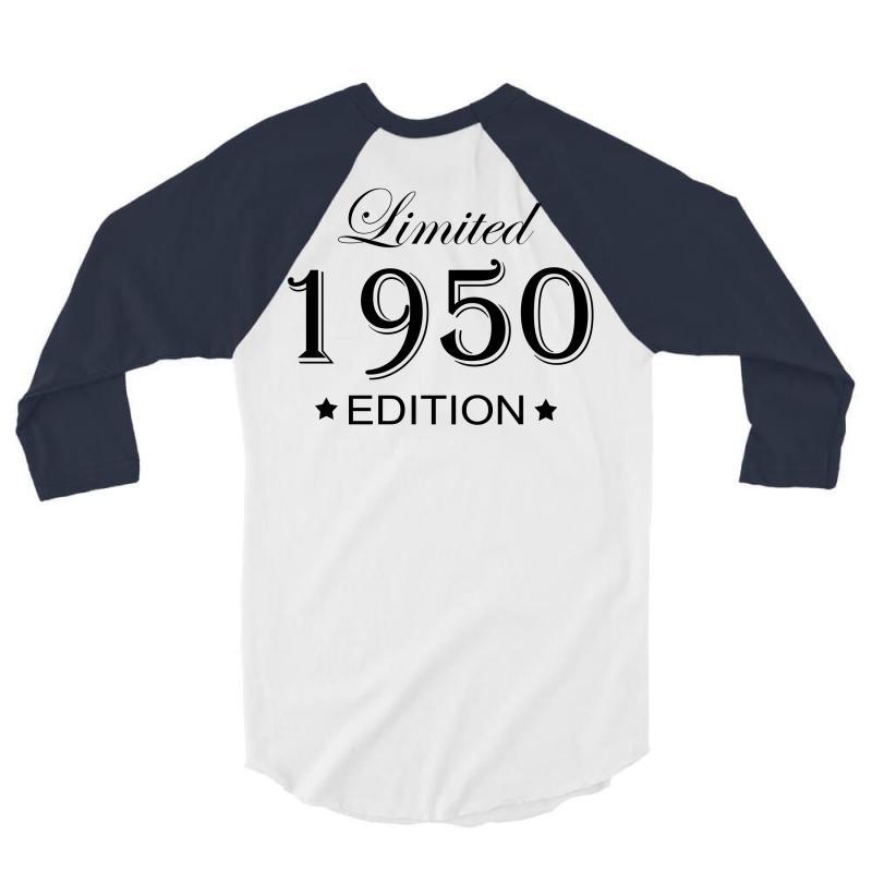Limited Edition 1950 3/4 Sleeve Shirt | Artistshot