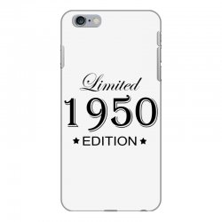 limited edition 1950 iPhone 6 Plus/6s Plus Case | Artistshot
