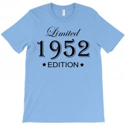 limited edition 1952 T-Shirt | Artistshot
