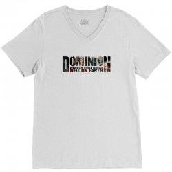 Dominion V-Neck Tee | Artistshot