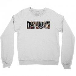 Dominion Crewneck Sweatshirt | Artistshot