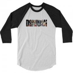 Dominion 3/4 Sleeve Shirt | Artistshot