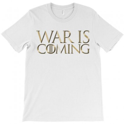 Dominion War Is Coming T-shirt Designed By Tshiart