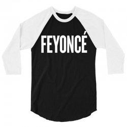 Feyonce 3/4 Sleeve Shirt   Artistshot