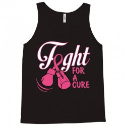 Fight For A Cure Tank Top   Artistshot