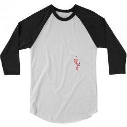 Fishing 3/4 Sleeve Shirt | Artistshot