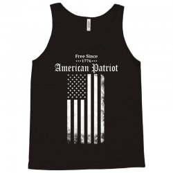 Free Since 1776 - American Patriot Tank Top | Artistshot