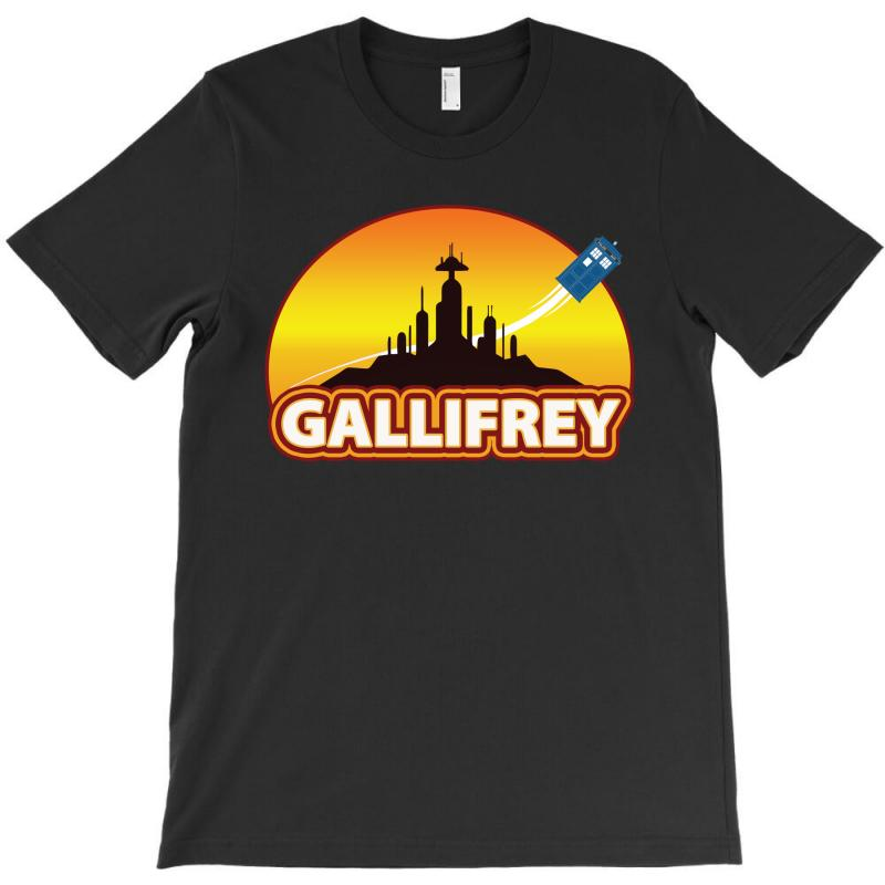 Gallifrey T-shirt   Artistshot