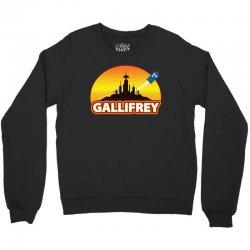 Gallifrey Crewneck Sweatshirt   Artistshot