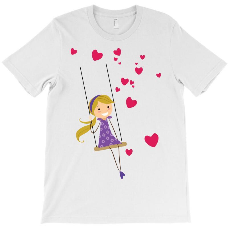 Girl T-shirt   Artistshot
