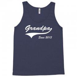 Grandpa since 2013 Tank Top | Artistshot