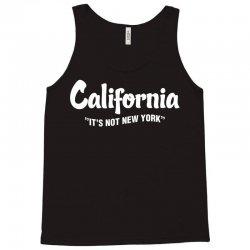 California It's Ok not to be Ok Tank Top   Artistshot