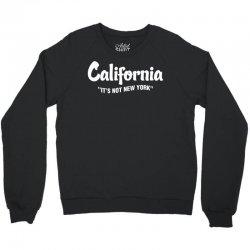 California It's Ok not to be Ok Crewneck Sweatshirt   Artistshot