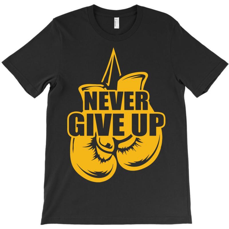 Never Give Up Appendix Cancer Awareness T-shirt   Artistshot