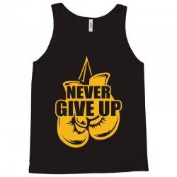 Never Give Up Appendix Cancer Awareness Tank Top   Artistshot