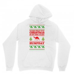 Guess What Day Christmas.... Unisex Hoodie Designed By Tshiart