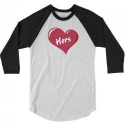 Her 3/4 Sleeve Shirt | Artistshot