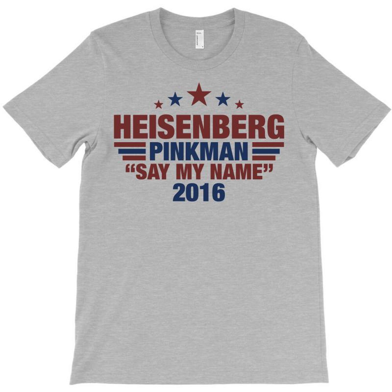 Heisenberg Pinkman 2016 T-shirt   Artistshot