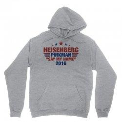 Heisenberg Pinkman 2016 Unisex Hoodie   Artistshot