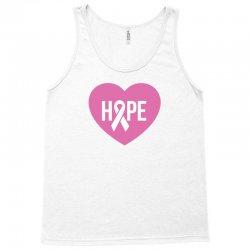 Hope. Breast Cancer Awareness Tank Top   Artistshot