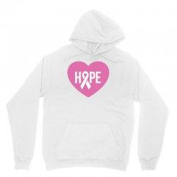 Hope. Breast Cancer Awareness Unisex Hoodie   Artistshot