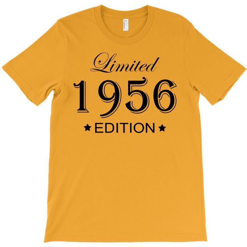 Limited Edition 1956 T-shirt | Artistshot