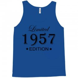 limited edition 1957 Tank Top | Artistshot