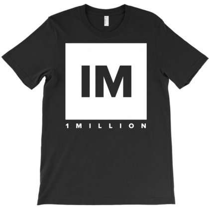 1 Million Dance Studio T-shirt Designed By Mdk Art