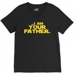 I Am Your Father V-Neck Tee | Artistshot