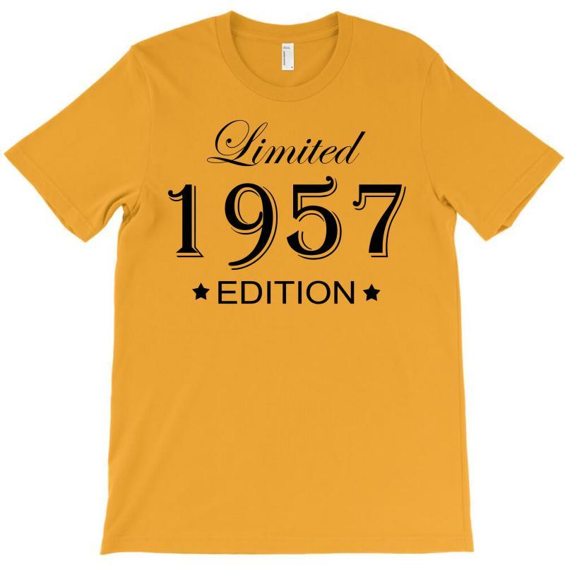 Limited Edition 1957 T-shirt | Artistshot