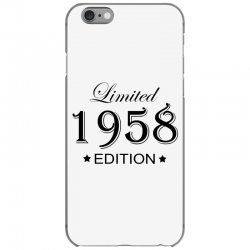 limited edition 1958 iPhone 6/6s Case | Artistshot