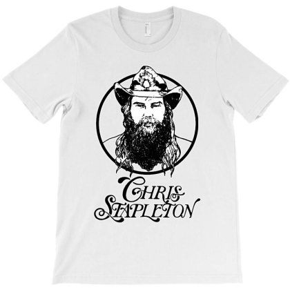 Chris Stapleton Awesome T-shirt Designed By Balqis Tees