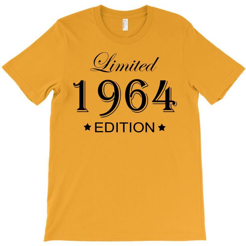 Limited Edition 1964 T-shirt | Artistshot