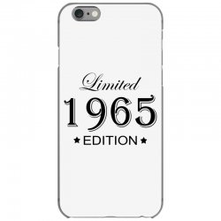 limited edition 1965 iPhone 6/6s Case | Artistshot