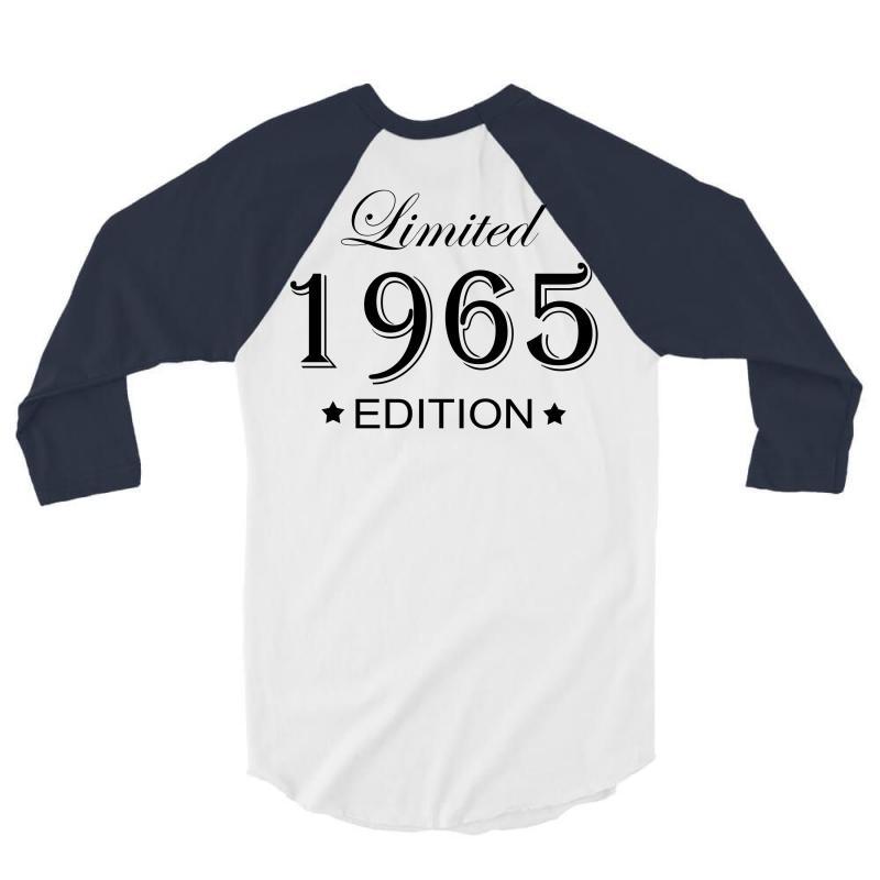 Limited Edition 1965 3/4 Sleeve Shirt   Artistshot