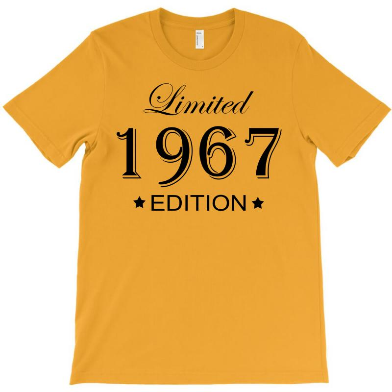 Limited Edition 1967 T-shirt | Artistshot