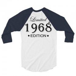 limited edition 1968 3/4 Sleeve Shirt | Artistshot