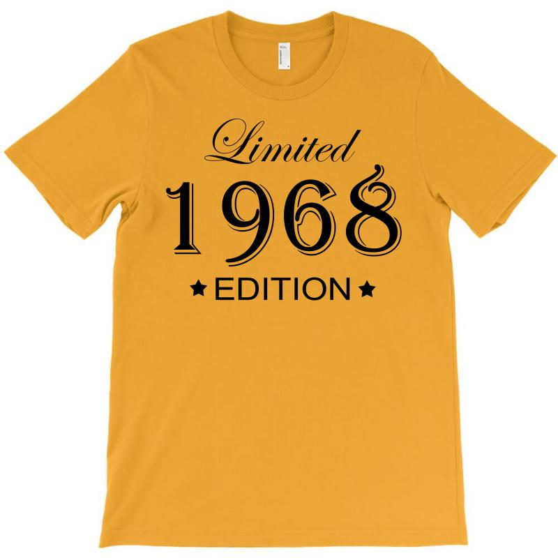 Limited Edition 1968 T-shirt | Artistshot