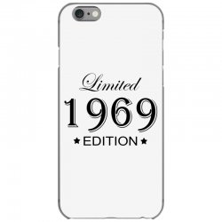 limited edition 1969 iPhone 6/6s Case | Artistshot
