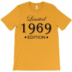 limited edition 1969 T-Shirt | Artistshot