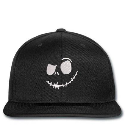 Skel Embroidered Hat Snapback Designed By Madhatter