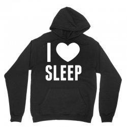 I Heart Sleep Unisex Hoodie | Artistshot
